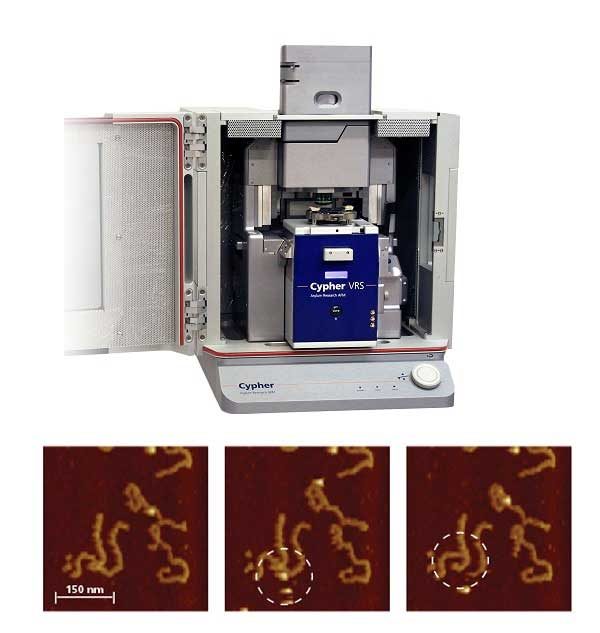 Atomic Force Microscope Material Research