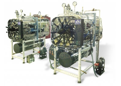 Autoclaves Analytical Solutions