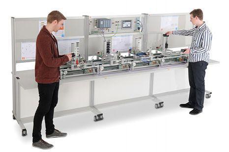 Automation Technology & Robotics Training Equipment's