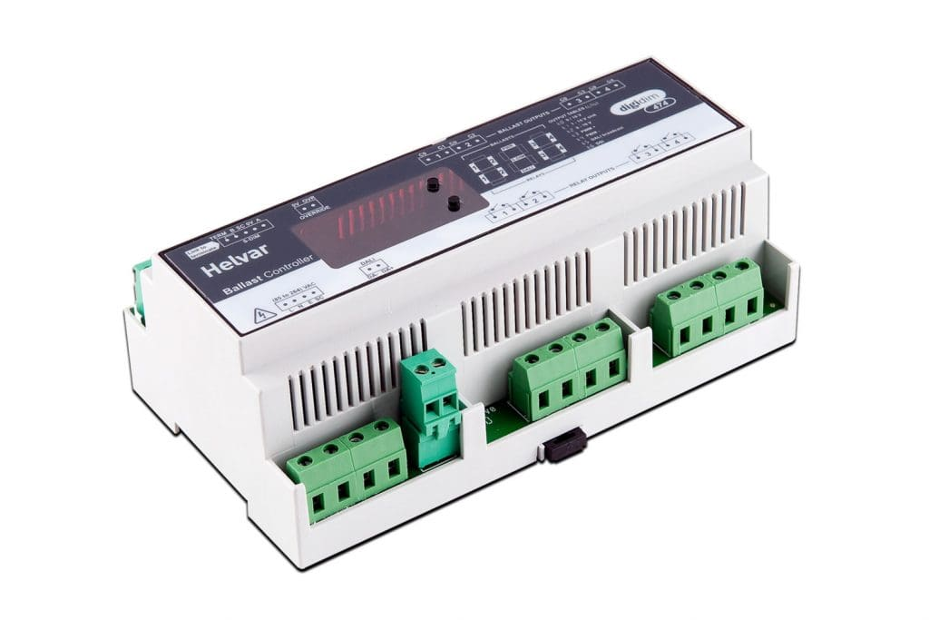 Ballast Controllers Lighting Control & Solutions