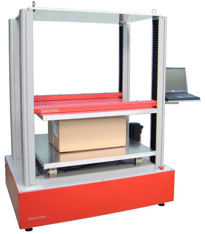 Box Compression Testing Mechanical Testing Equipment