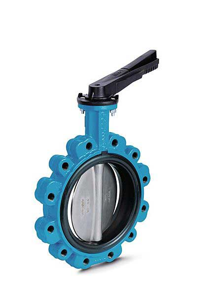 Centric - Butterfly Valves (Lug Or Wafer Style) District Cooling Products