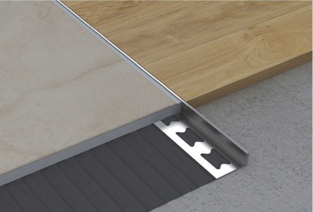 Ceramic Edge Profiles / Tile Trims Architectural Finishing Products