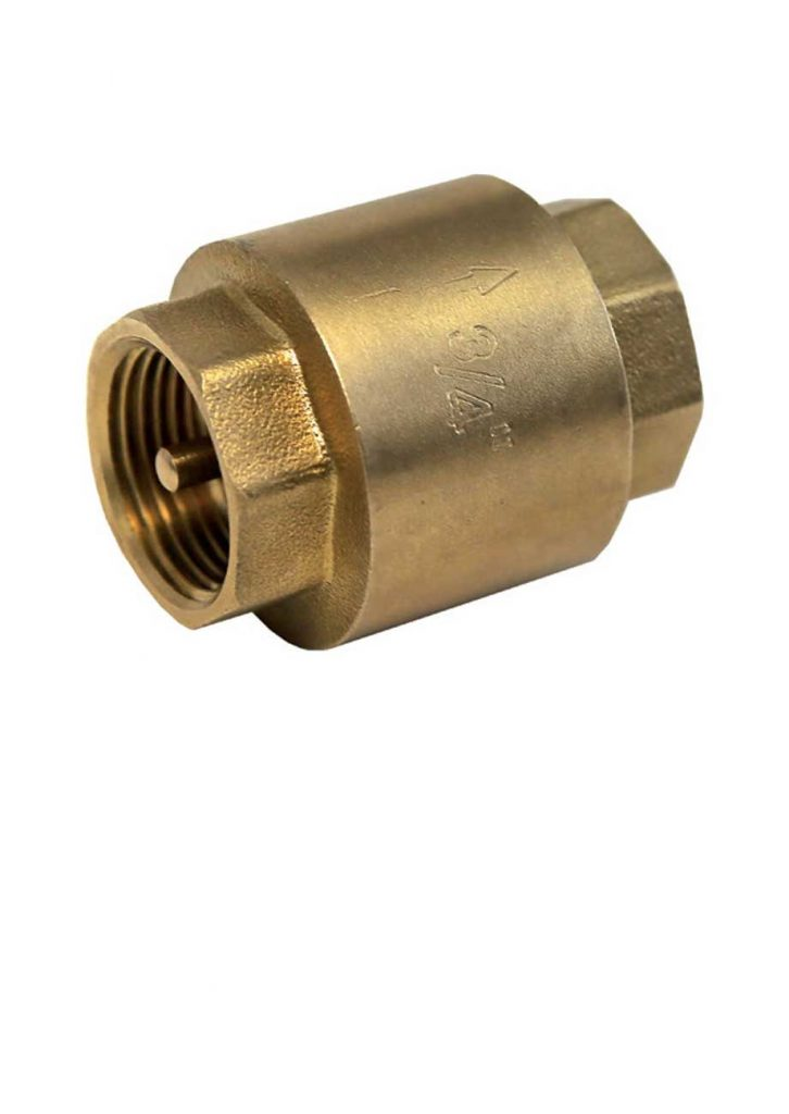Lift Check Valve - Brass HVAC Products