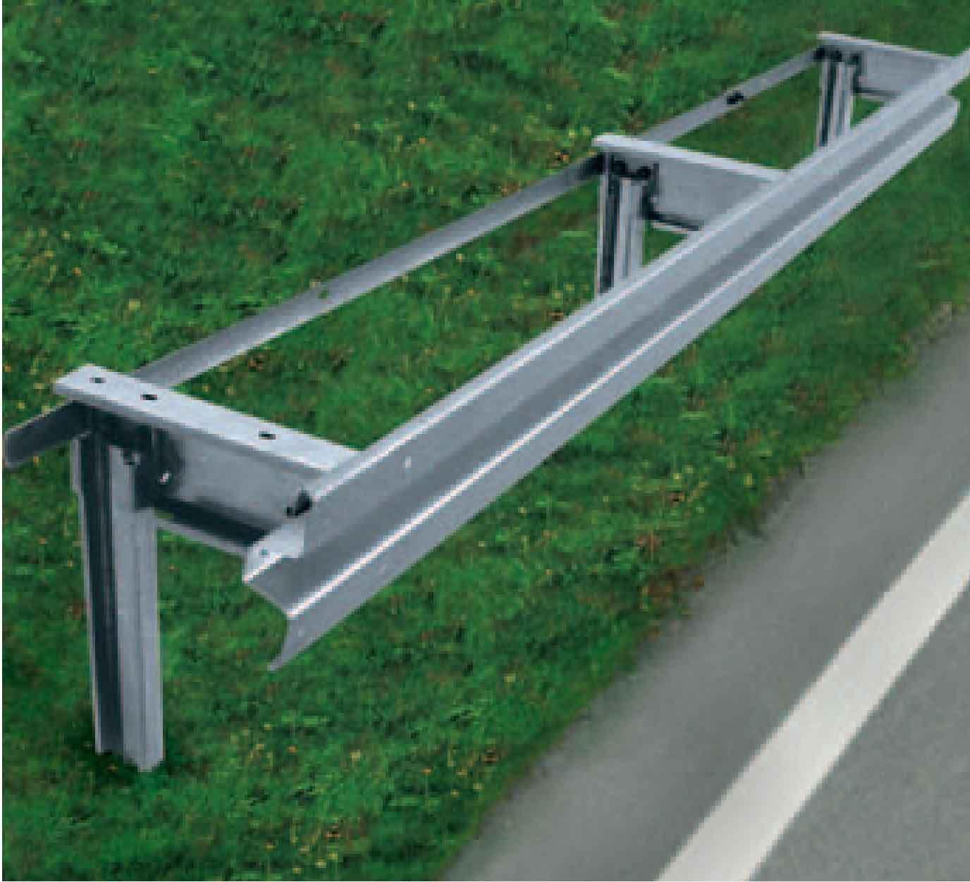 Classical Guard Rails Roads & Utilities