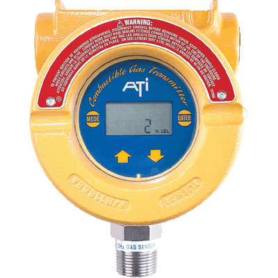 Combustible Gas Detector Analytical Instrumentation