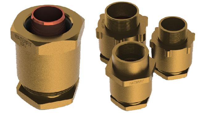 Compression Fittings Potable Water