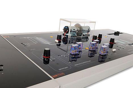Control & Instrumentation Training Equipment's