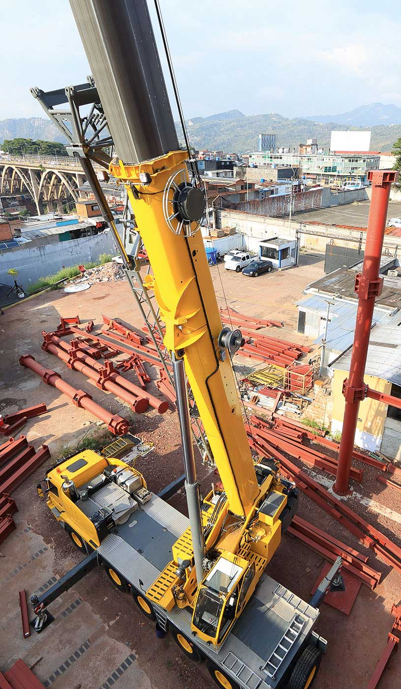 Crane Boom Grease Industrial Supplies