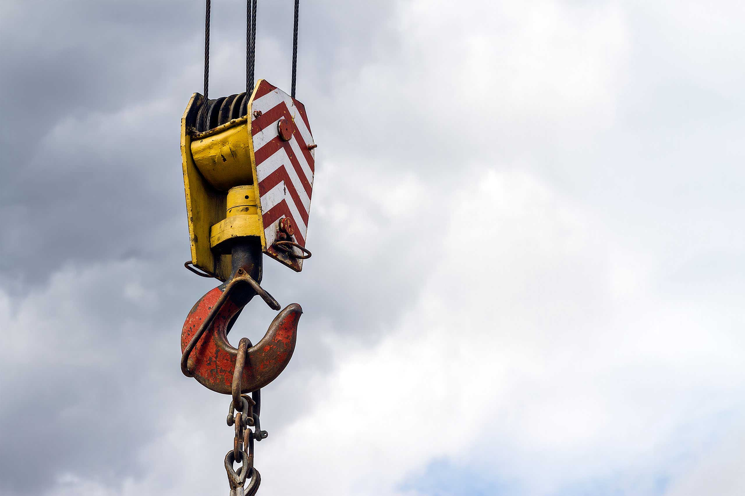 Crane Boom Grease Maintenance Products