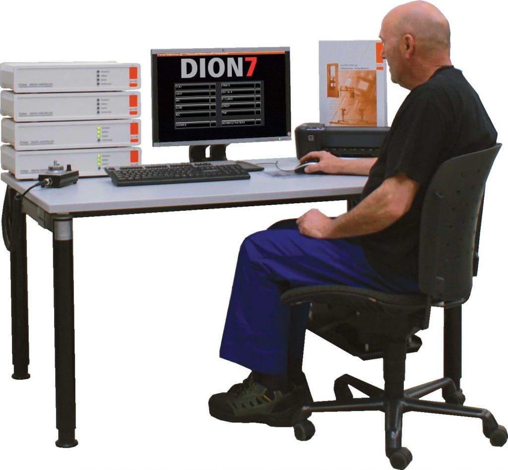 Datalogger Civil Engineering Testing Equipment