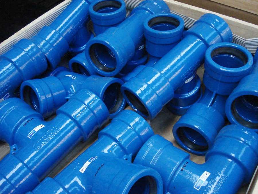 DI Socket Fittings Potable Water