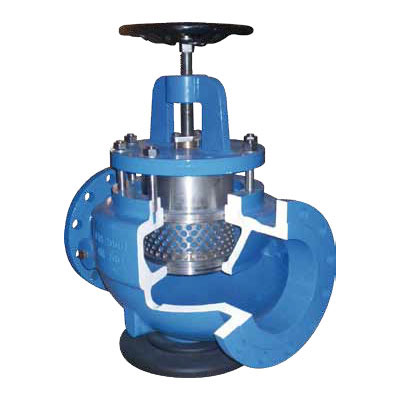 Diaphragm Type Control Valves Water Transmission - High Pressure Line