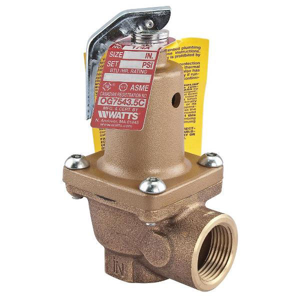 Direct Acting - Relief Valves District Cooling Products