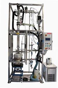 Distillations & Reactors Material Research