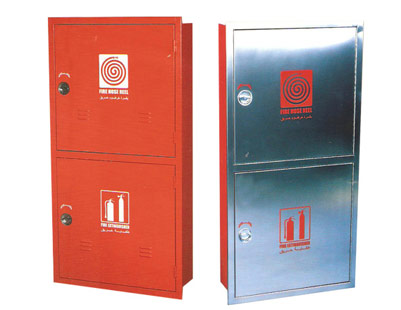 Cabinets Firefighting Products