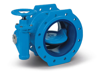 Double Eccentric - Butterfly Valves District Cooling Products