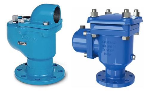 Double Orifice Air Valve Water Transmission & Distribution