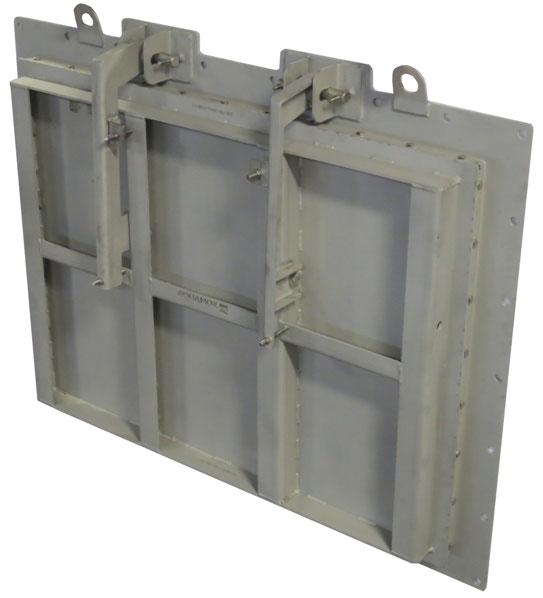 DI & Stainless Steel Flap Valve Sewage