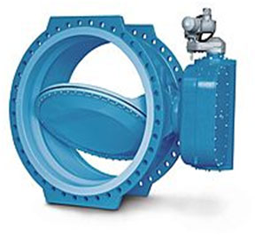 Eccentric Butterfly Valve Water Transmission & Distribution