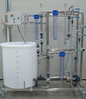 Environment and Water Treatment 1