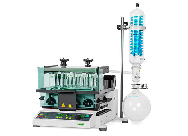 Evaporation Solutions - Parallel Evaporator Chemical Lab Solutions