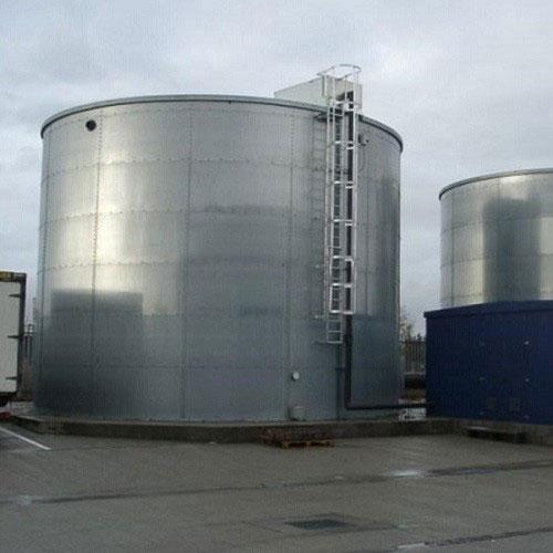 Fire Water Tanks - Steel / Aluminium Sub Stations & Power Plants