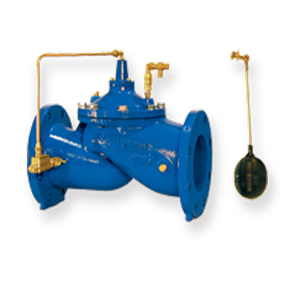 Modulating Float Valve - Cast Iron Plumbing Products