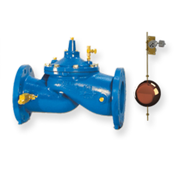 Non Modulating Float Valve - Cast Iron Plumbing Products