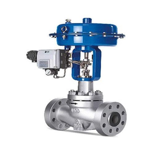 Flow Control Valve Oil & Gas