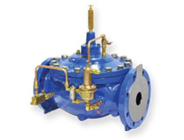 Flow Control valve Water Transmission & Distribution