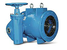 Flow Control Valve – Axial Type Sewage