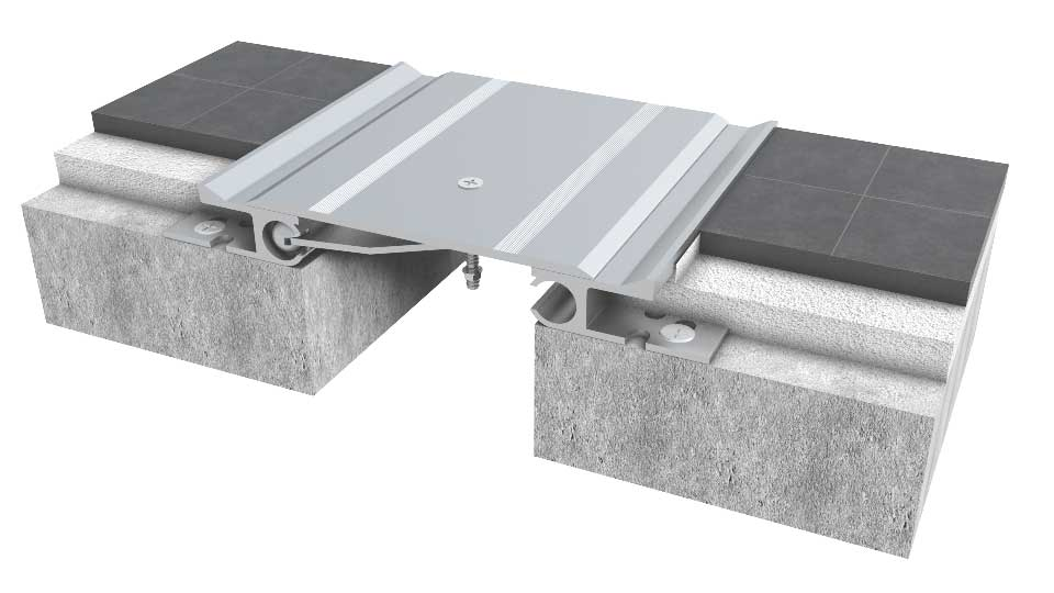 Flush Mounted Floor Profiles Architectural Finishing Products