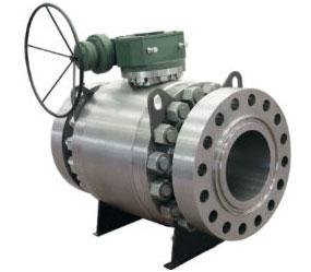 Floating Ball Valves Water Transmission - High Pressure Line