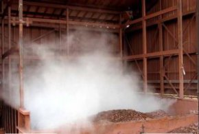 Fog Based Dust Suppression System Material Handling Products