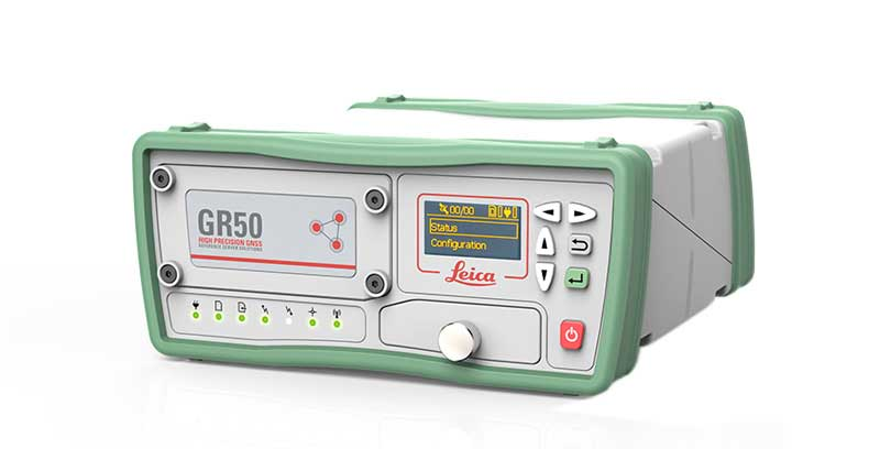 GR50 & 30 - Receivers Surveying Solutions