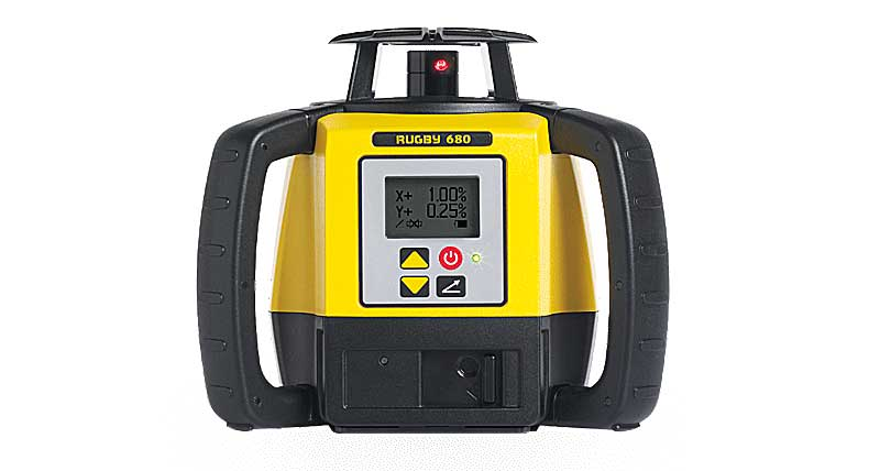 Grade Lasers Surveying Solutions