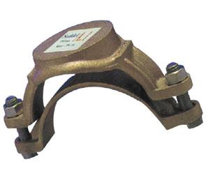 Gunmetal Saddles Water Transmission & Distribution