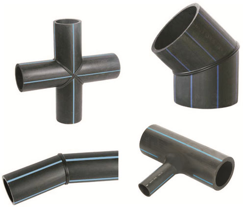 HDPE Fittings Irrigation & Landscaping