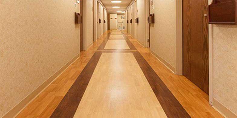 Heterogeneous Vinyl Flooring Flooring Products