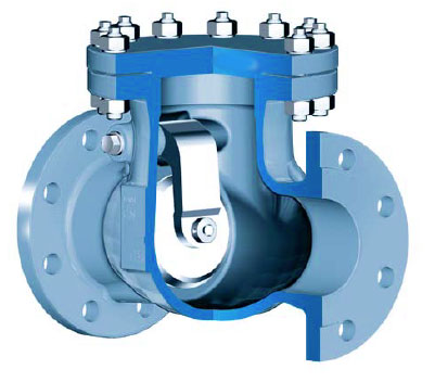 High Pressure Check Valves Water and Electricity Production