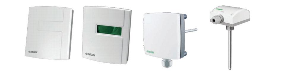 Temperature & Humidity Monitor Process Instrumentation