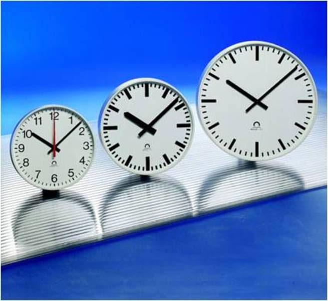 Indoor Analog Clocks - Flex Mobatime Master Clock System