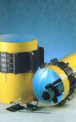 Insulator Skids Sewage