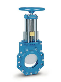 Knife Gate Valve Waste Water Treatment