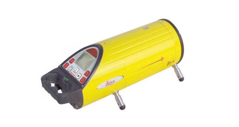 LEICA PIPER 200 & 100 - Pipe Lasers Surveying Solutions