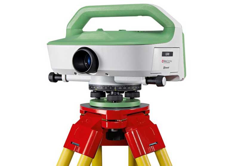 LS15 & 10 - Digital Levels Surveying Solutions