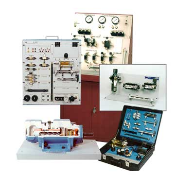 Maintenance Training Training Equipment's