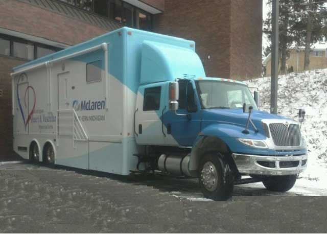 Medical Unit Mobile Laboratory
