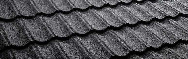 Metal Roofing Tiles - Stone coated metal roof tiles in UAE